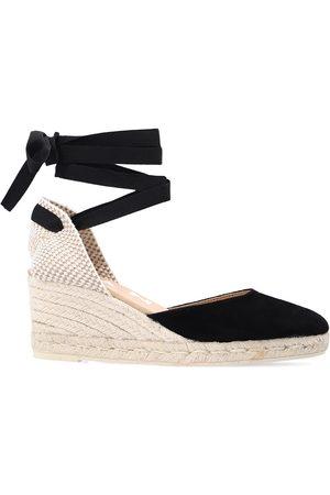 MANEBI 'Hamptons' wedge sandals