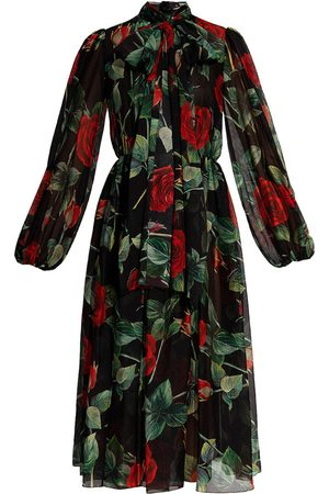 Dolce & Gabbana Dress with floral motif