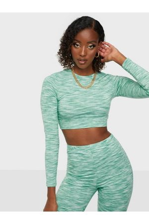 NLY Trend Out Of This World Crop Top