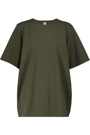 Totême Oversized organic-cotton T-shirt
