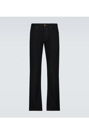 Saint Laurent Etienne cotton pants