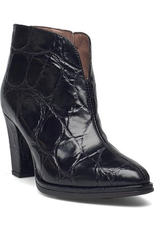 Wonders M-4411 Shoes Boots Ankle Boots Ankle Boot - Heel