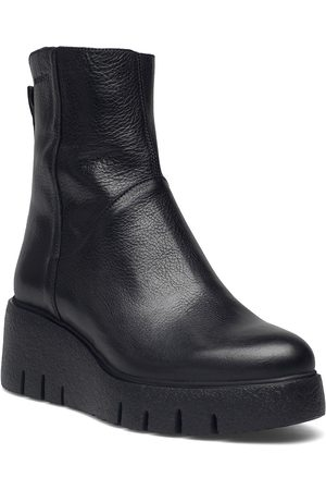 Wonders E-6232 Shoes Boots Ankle Boots Ankle Boot - Flat