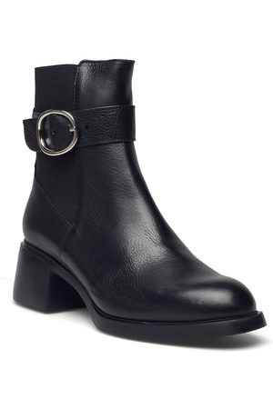 Wonders G-6104 Shoes Boots Ankle Boots Ankle Boot - Flat