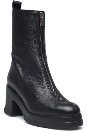 Wonders H-4420 Shoes Boots Ankle Boots Ankle Boot - Heel