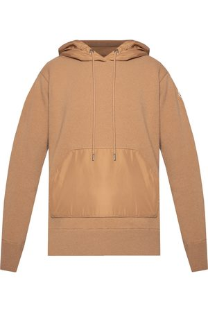 Moncler Dame Hettegensere - Sweater with contrasting inserts