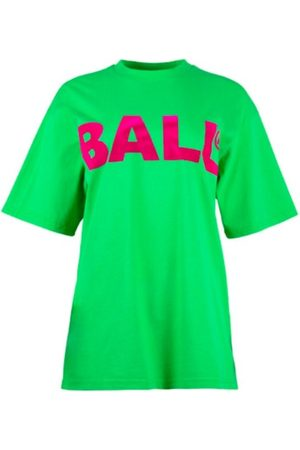 Ball Dame Kortermede - Original Flock tee