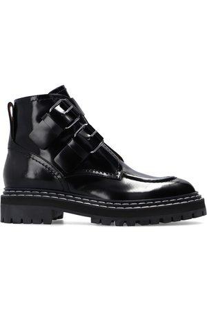 Proenza Schouler Peru Fiba ankle boots