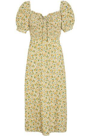 FAITHFULL THE BRAND Olympia Midi Dress
