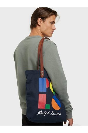 Polo Ralph Lauren Herre Tote bags - Polo Shpr-Tote-Large Vesker Navy