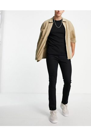 Topman Herre Skinny - Stretch slim jeans in black