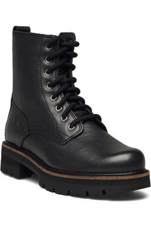 Clarks Dame Skoletter - Orianna Hi Shoes Boots Ankle Boots Ankle Boot - Flat Svart