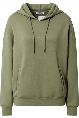 Moss Copenhagen Sweatshirt 'Ima Logo Hood Sweatshirt