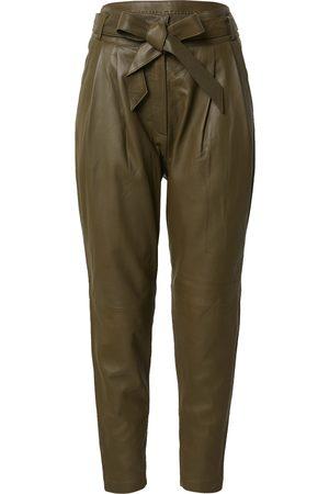 Copenhagen Muse Plissert bukse