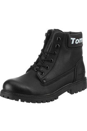 TOM TAILOR Ankelstøvlett med snøring