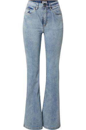 Urban Classics Dame Bootcut - Jeans
