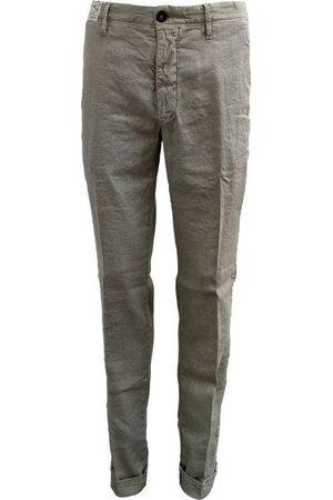 Incotex Slacks Linen Trousers