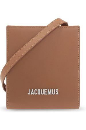 Jacquemus Herre Lommebøker - Le Gadjo wallet with strap