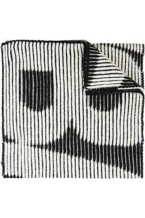 Balenciaga Herre Skjerf - Reversible scarf with logo