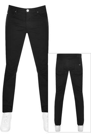 Armani Herre Smale bukser - Emporio J06 Slim Fit Jeans