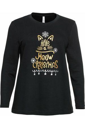 Sheego Dame Sweatshirts - Sweatshirt