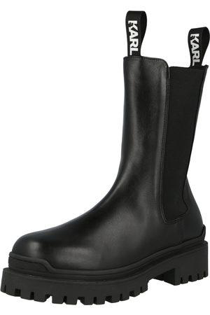 Karl Lagerfeld Dame Skoletter - Chelsea Boots 'BIKER II