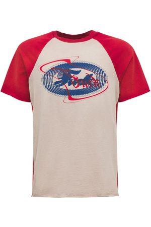 ALCHEMIST Cotton Lincoln Baseball T-shirt