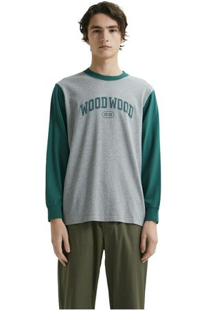 WoodWood Mark Ivy Ls T-Shirt