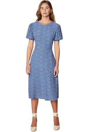 FAITHFULL THE BRAND Samirah Midi Dress