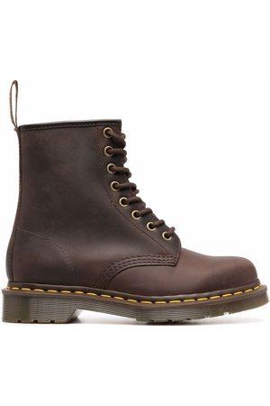 Dr. Martens Dame Skoletter - 1460 lace-up ankle boots