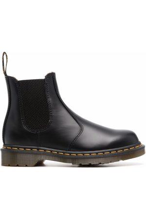 Dr. Martens Dame Skoletter - 2976 leather ankle boots