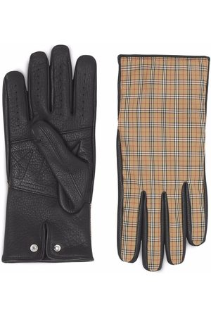 Burberry Herre Hansker - Vintage Check gloves