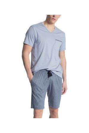 Calida Herre Pyjamaser - Casual Cotton Short Pyjama