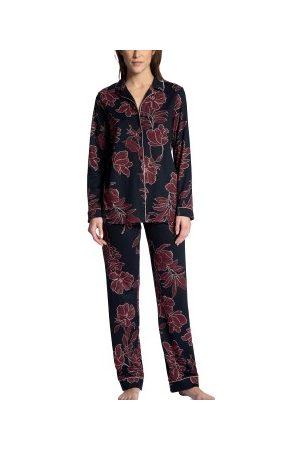 Calida Dame Pyjamaser - Artisan Nights Buttoned Pyjama