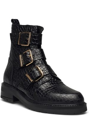 Pavement Dame Skoletter - Lexi New Shoes Boots Ankle Boots Ankle Boot - Flat