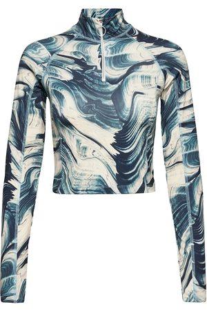 REMAIN Birger Christensen Dame Langermede - Emily Ls Top T-shirts & Tops Long-sleeved