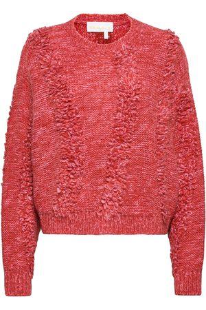REMAIN Birger Christensen Demi Knit Sweater Strikket Genser Rosa
