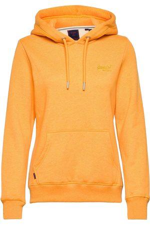 Superdry Vintage Logo Emb Hood Hettegenser Genser Oransje