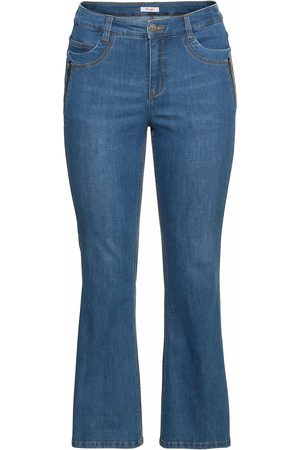 Sheego Dame Bootcut - Jeans
