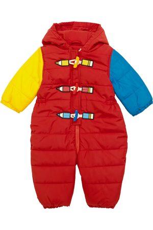 Stella McCartney Baby Parkdresser - Baby quilted snowsuit