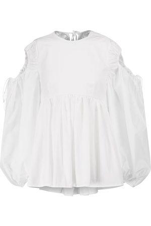 Cecilie Bahnsen Jak cotton poplin blouse