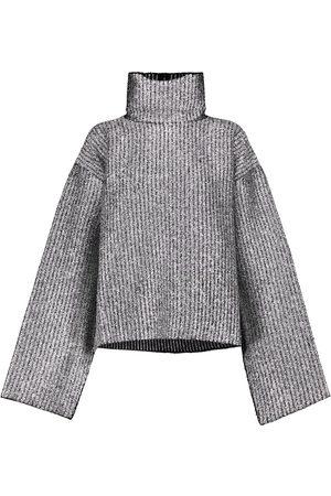 Moncler Genius 2 MONCLER 1952 lurex® wool-blend sweater