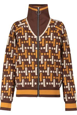 DODO BAR OR Logo jacquard jacket