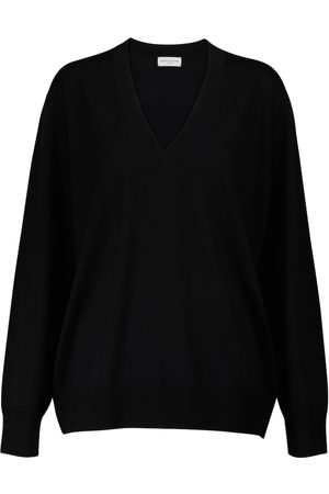 DRIES VAN NOTEN Merino knit sweater
