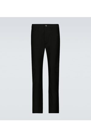 JUNYA WATANABE Slim-fit cotton pants