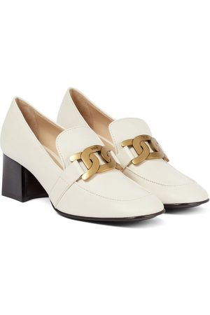 Tod's Kate leather pumps