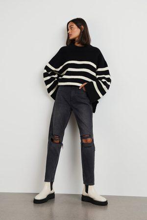 Gina Tricot Dame Mom - Dagny mom jeans