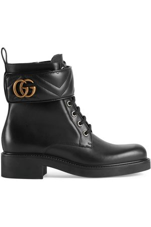 Gucci Women's ankle boot with Double G