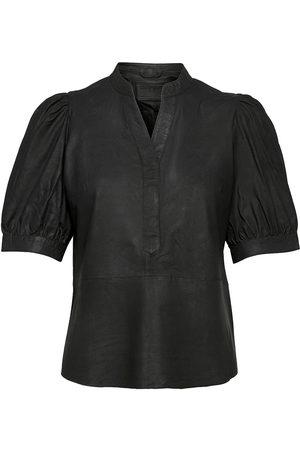 DEPECHE Blouse Blouses Short-sleeved