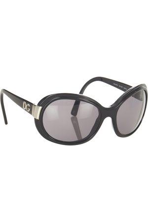 Dolce & Gabbana Round Tinted Sunglasses